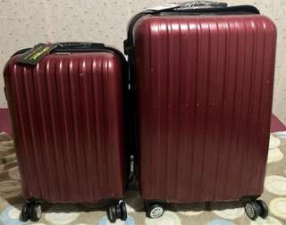 British Knight Luggage(2 Items)