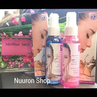 Paket beauty water + strong acid kangen water 100ML (segel+dus)