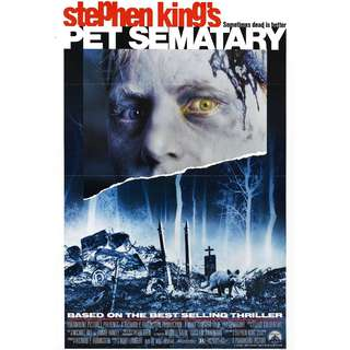 Stephen king movie posters