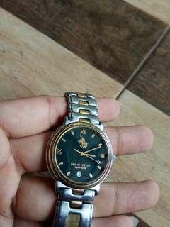 Jam tangan POLO,swiss made