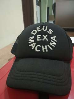 TRUCKER DEUS EX MACHINA