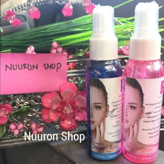 Promo beauty water dan strong acid ( segel )