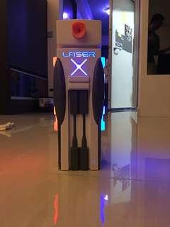 LASER X Gaming Tower