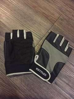 Kettler gym glove