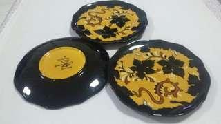 Porcelain plates ,Holland made