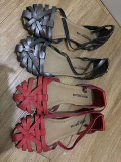 Dream out loud by selena gomez sandals