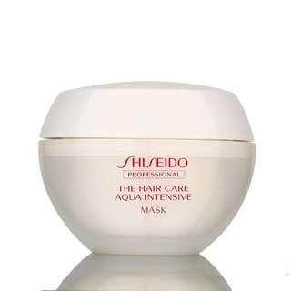 Shiseido 受損焗油