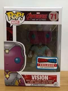 Funko Pop Vision