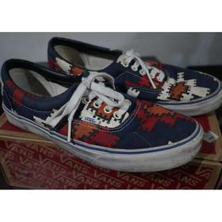 Mens VANS Era Van Doren Peacoat Geo Native For Sale