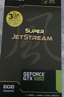 Palit GTX1060 6GB Jetstream