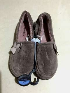 George Gray Fleece Winter Slip On Shoes