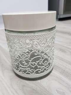 Last set BRAND NEW Victorian Canister Jar