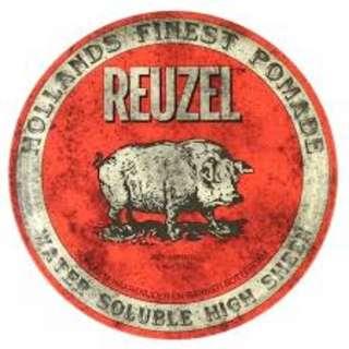 Reuzel RED Pomade 3 Oz