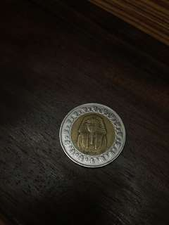 Egypt One Pound