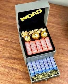 金沙巧克力🍫钱礼盒💗