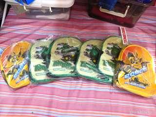Transformers bag (bundle sale)