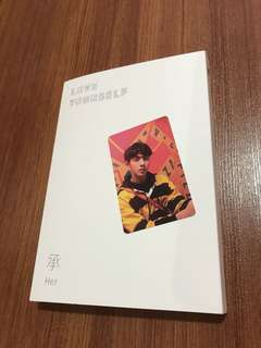 BTS LOVE YOURSELF 承 'Her' Album Unsealed Album with PC