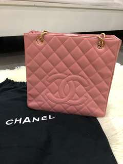 💯% Authentic Chanel PST GHW