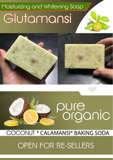 100% Organic soap