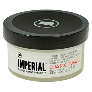 Imperial Barbers Classic Pomade 6 Oz