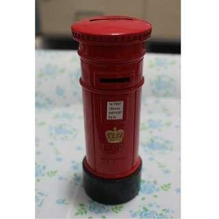 經典英式郵筒