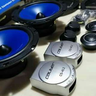 Componen set speaker 6.5 inci new item wassp 0174026975