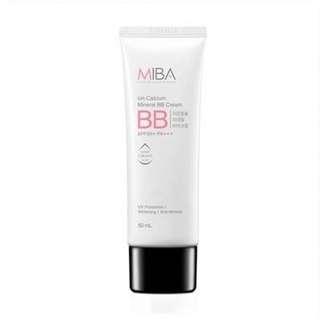 Miba ion calcium mineral bb cream