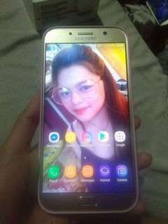 Samsung A7 2017 FOR SALE OR SWAP