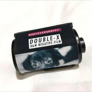 Kodak Eastman 5222 Double X black & white 35mm film