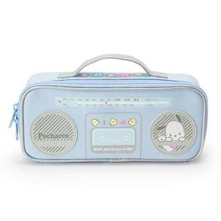 [PO] Sanrio Japan Pochacco Radio Cassette Type Pen Case