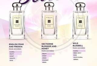 Original Jo Malone Perfume