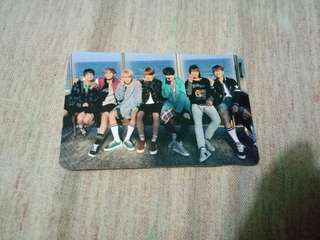 REPRICED YNWA Group Photocard