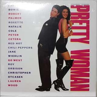 Vinyl LP : Various - Pretty Woman (Original Motion Picture Soundtrack)