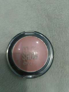 Maybeline blush on
