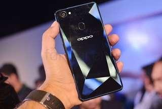 Oppo F7 Smartphone 6/128GB Bisa Kredit Lo