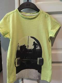 Tshirt by mothercare