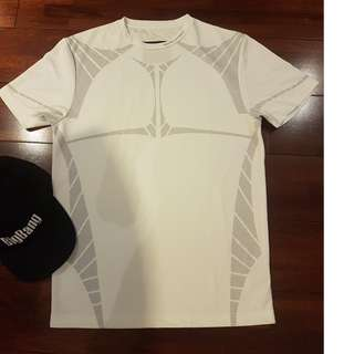 White National Geographic Jersey
