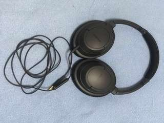 Bose SoundTrue Original Arond Ear + Protective case both unused