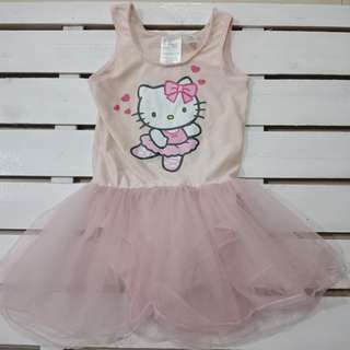 Hello kitty ballet dress