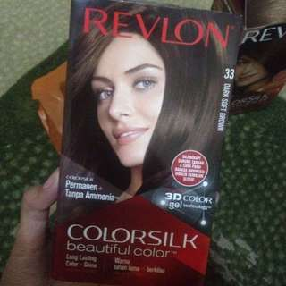 Revlon Colorsilk [cat rambut]