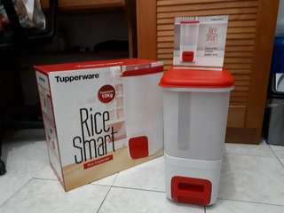 Tupperware Tempat Beras Rice Smart
