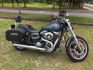 Harley-Davidson 2014 Low Rider FXDL 103 ABS