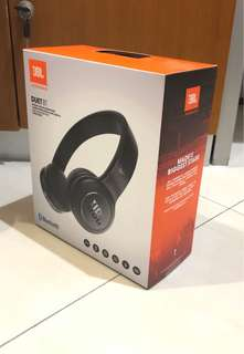 JBL by HARMAN DUET BT WIRELESS ON-EAR HEADPHONES
