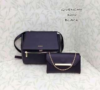 Givenchy Pandora Box Medium Black