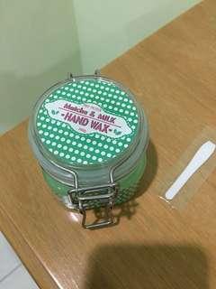 Miss Morter Matcha & Milk Hand Wax
