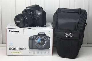 Canon 1300D Bisa Di Cicil Tanpa Kartu Kredit Bunga 0%
