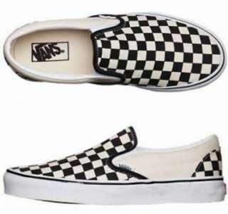 Vans Slip On CheckerBoard Premium