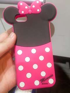 Casing hp iphone disney minnie mouse