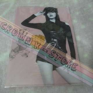 [CRAZY DEAL 90% OFF FROM ORIGINAL PRICE][READY STOCK]GIRLS GENERATION SNSD TIFFANY KOREA OFFICIAL A4 SIZE FILE 1PC! ORIGINAL FROM KOREA (PRICE NOT INCLUDE POSTAGE)PLEASE READ DETAILS FOR MORE INFO; POSLAJU:PENINSULAR AREA :RM10/SABAH SARAWAK AREA: RM15