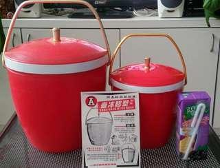 香港懷舊紅A冰壼
